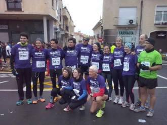 Integrantes del equipo de Running de ZOES