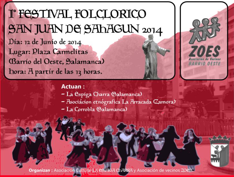 I Festival Folclórico