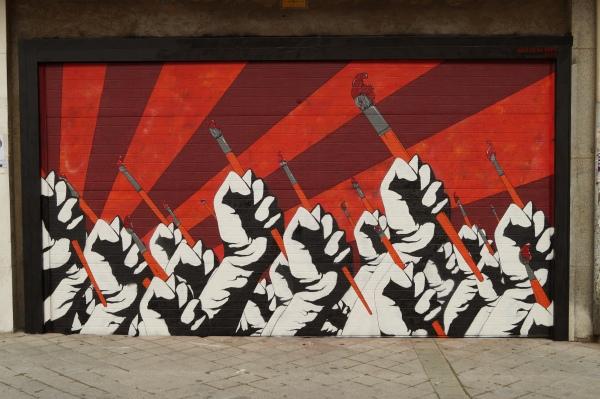 La Revolución de los Pinceles, por Gaspar Francés