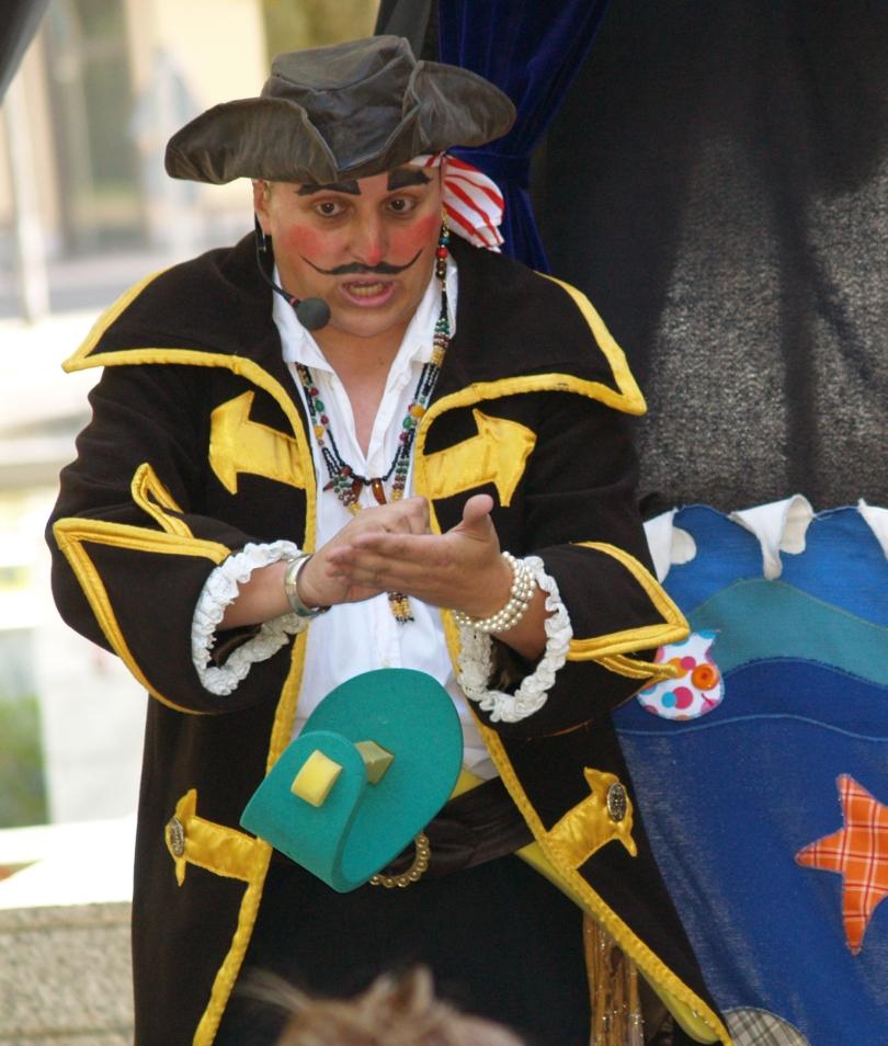 El Capitán Gancho