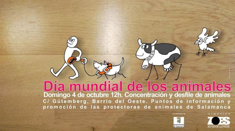 Celebración día de los Animales