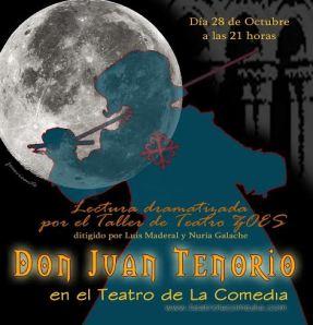 Don Juan Tenorio Teatro Leído