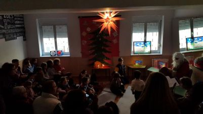 San Nicolás en ZOES, como cada 6 de diciembre