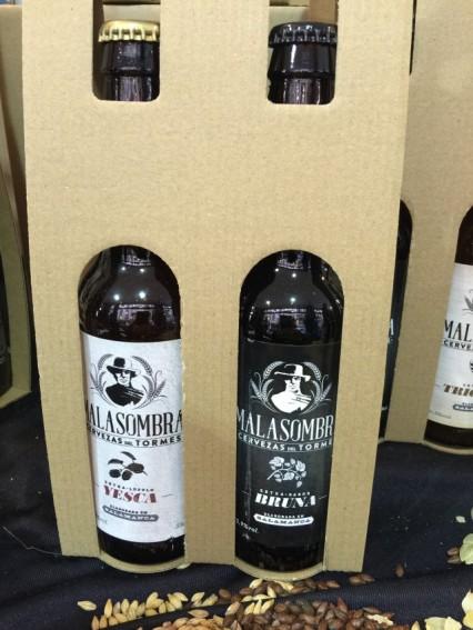 Pack de cerveza Malasombra