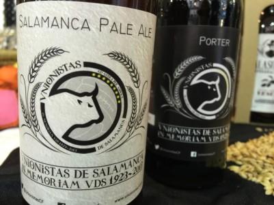 Cerveza para Club Unionistas de Salamanca