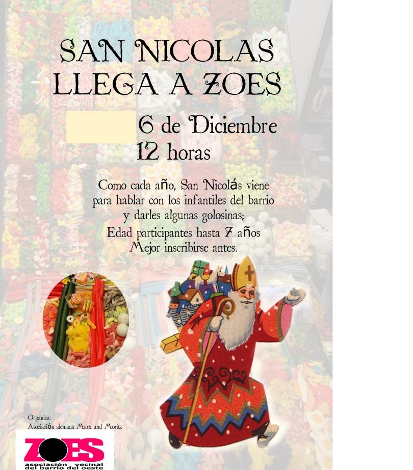San Nicolás 2015
