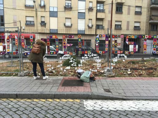 """""""El barrio florece"""""""