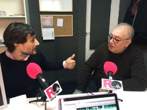 Román Andrés y Juan de la Nava