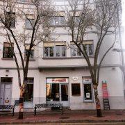 """""""La Salchichería"""", otro edificio racionalista del Barrio"""