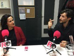 Sara Nuñez y Román Andrés