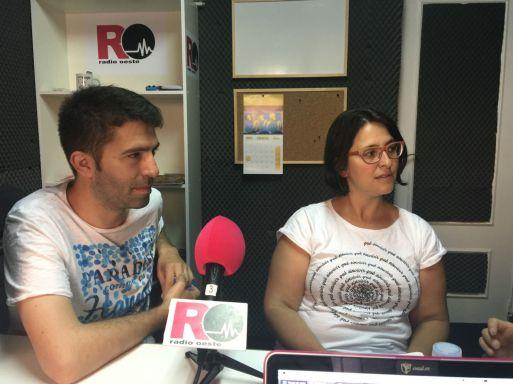 José Luis Sánches y Elena Rodriguez