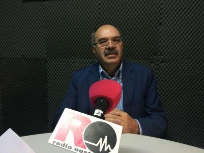 Arcadio Martín, director de la oficina